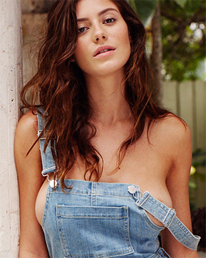 Alejandra Guilmant Sexy Exotic Model