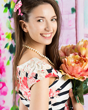Alena K Lovely Flower