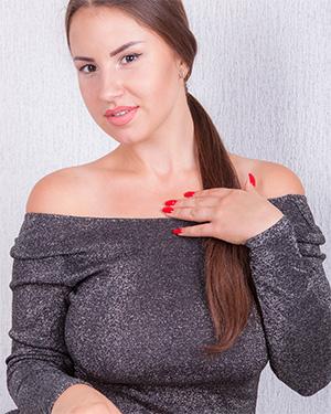 Alesya Romero Skin Tight Dress
