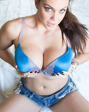 Alison Tyler Bedroom Boobs
