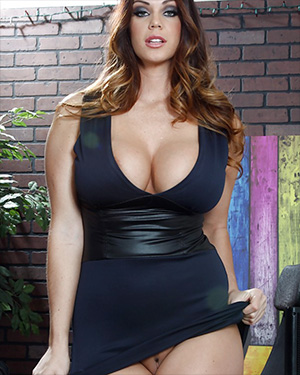 Alison Tyler Skin Tight Dress