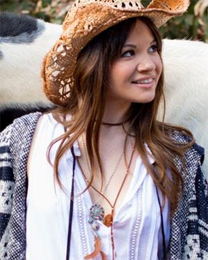 Alison Rey A True Cowgirl