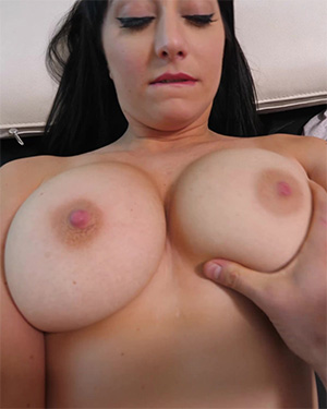 Allesandra Snow Casting Net Video Girls