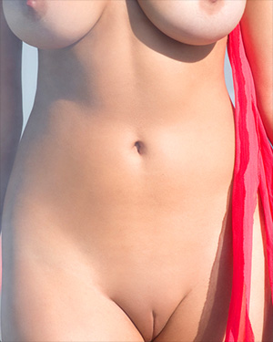 Alyssa Arce Hot and Free From Clothes