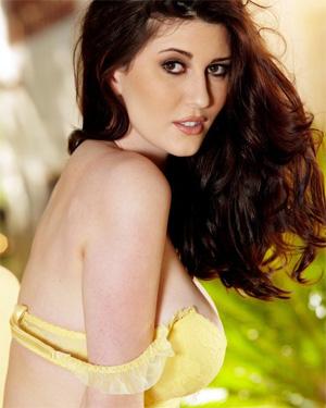 Amber Tall Busty Brunette