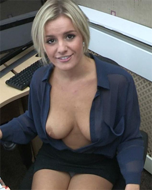 Amy Green Downblouse