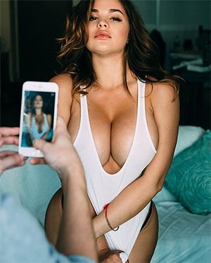Anastasiya Kvitko This Chick Will Blow Your Mind