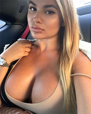 Anastasia Kvitko Owns IG