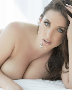 Angela White Bedroom Beauty