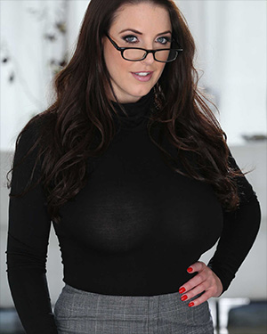 Angela White Teacher After Class