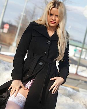 Ann Angel XXX Streetwalker