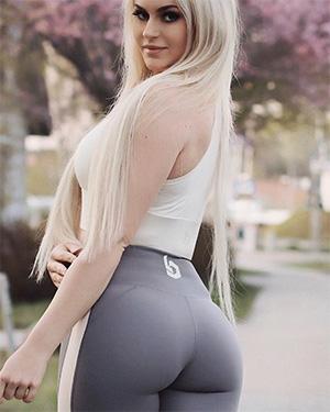 Anna Nystrom Sexy IG Babe
