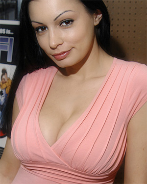 Aria Giovanni sexy model