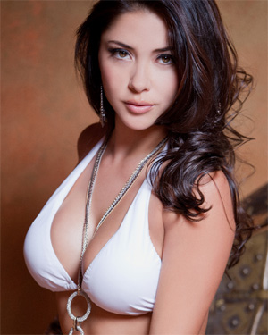 Arianny Celeste Ring Girl