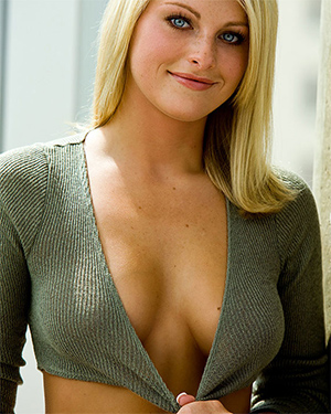 Aryka Lynne Perfect Blonde Playmate