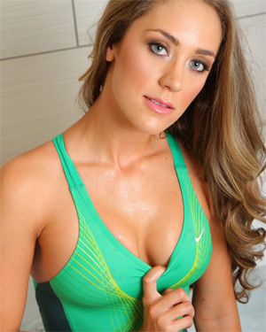 Ashley Green Swimsuit Heaven