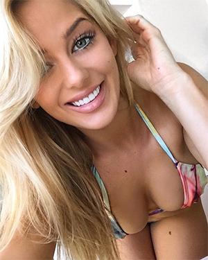 Audrey Aleen Allen Sexy Blonde Playmate