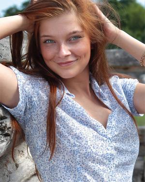 Redhead Ava