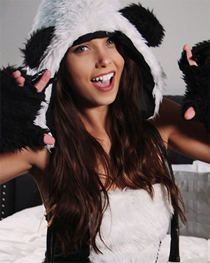 Bailey Knox Cute Panda