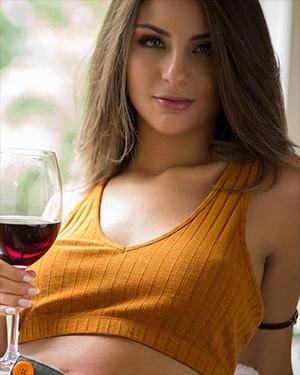 Beatriz Aguiar Perky Brazilian Babe