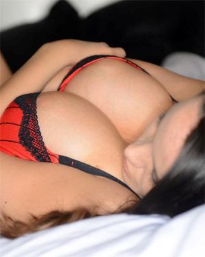 Bryci Red Stockings