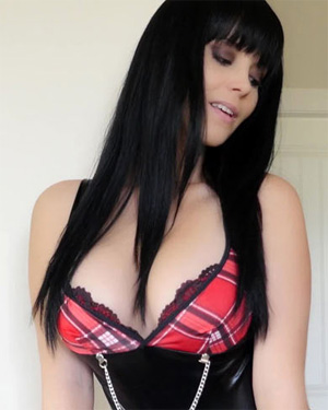 Bryci Kinky Plaid Girl