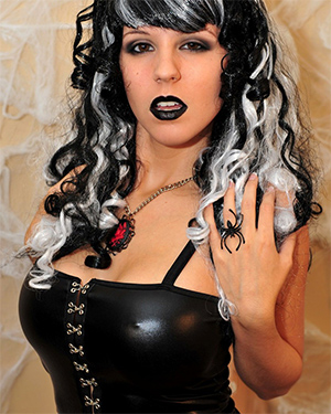 Bryci Goth Girl Costume