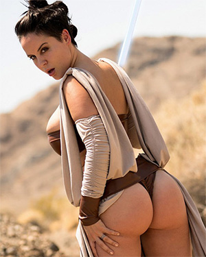 Bryci Star Wars Cosplay