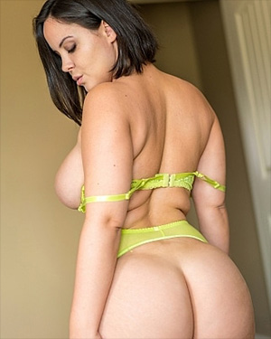 Bryci Lime Lace Love