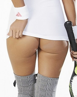 Carly Thorpe Tennis Girl