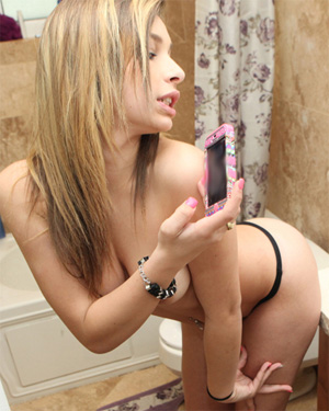 Carmen Self Shot GF Revenge