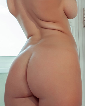 Caroline Abel Perfect From Behind