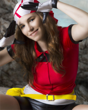 Cassie Mountains Cosplay