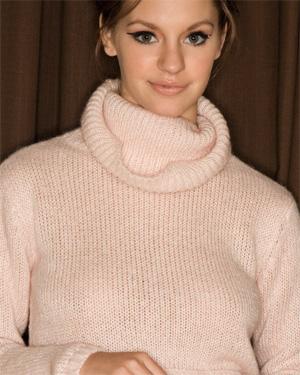 Cassie Keller playboy sweater tits