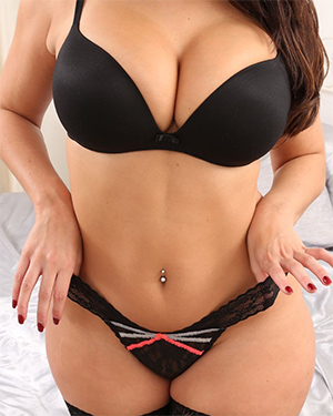 Charley Springer Bra and Panties