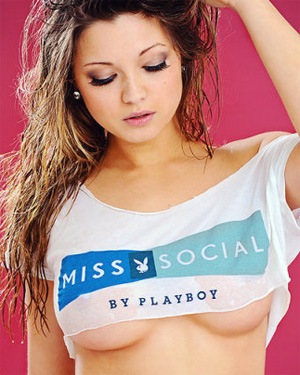 Chelsie Aryn Radiant Playboy