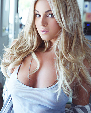 Ciara Price Playboy Blonde Babe