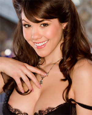 Claire Sinclair Perfect Brunette Playmate