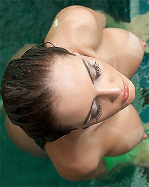 Claudia Helena Busty Nude Latina