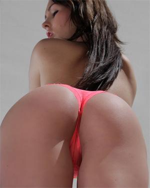 Corinne Pink Panties Photodromm