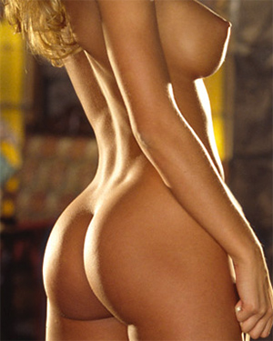 Crista Nicole Perfect Playmate Body