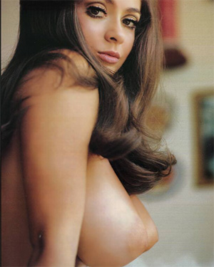 Cynthia Myers classic playmate with big boobs