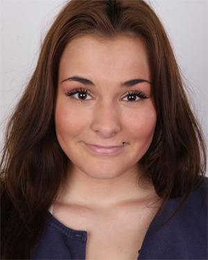 Daniela Cute Casting Girl