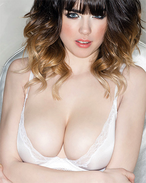 Danielle Sharp Natural British Boobs