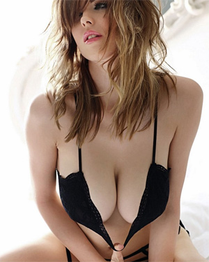Danielle Sharp Topless