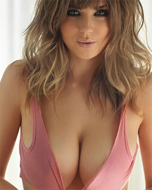 Danielle Sharp Busty