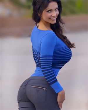 Denise Milani Denim Beauty