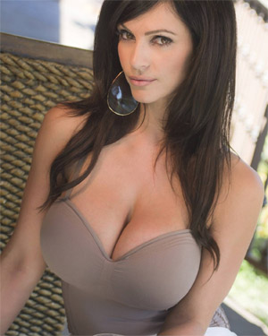 Denise Milani Big Boobs Pier