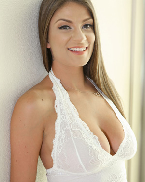 Dillion Carter Big Tits and G String