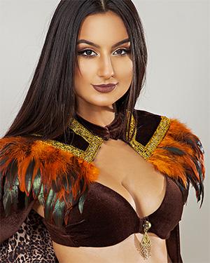 Eliza Ibarra From Dusk Till Dawn Cosplay